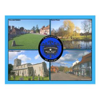 Chalfont St. Giles Postcard