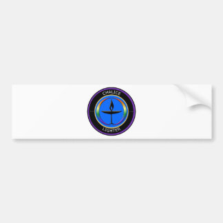 Chalice Lighter Bumper Sticker