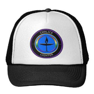 Chalice Lighter Trucker Hats