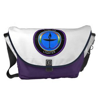 Chalice Lighter Messenger Bag