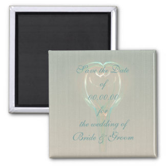 Chalice of Doves Save the Date Magnet