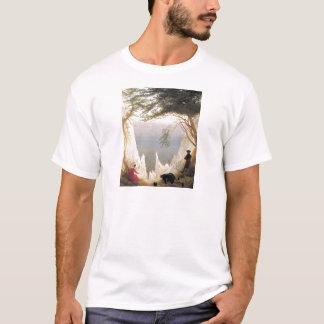 Chalk Cliffs on Rugen T-Shirt