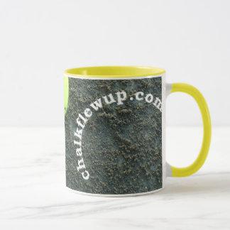 chalk flew up mug