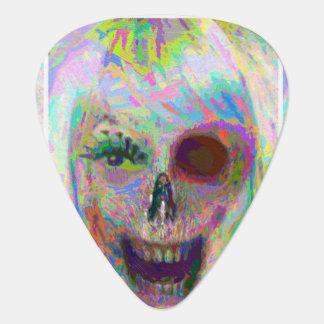 Chalk Zombie Guitar Picks