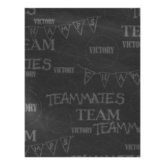 chalkboard02 BLACK GREY CHAMP CHALKBOARD TEXTURE V Flyer