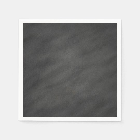 Chalkboard Background Grey Black Chalk Board Blank Disposable