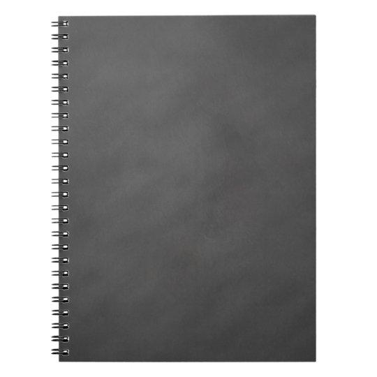 Chalkboard Grey Background Grey Chalk Board Black Notebooks