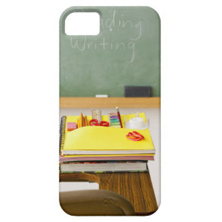 Chalkboard in classroom barely there iPhone 5 case