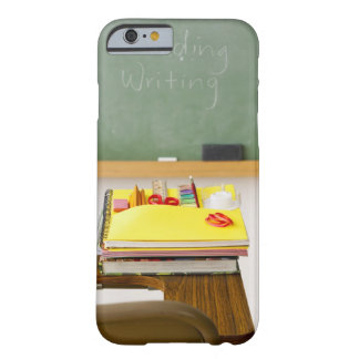 Chalkboard in classroom barely there iPhone 6 case