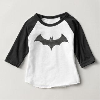 Chalkboard Sketched Bat Tee