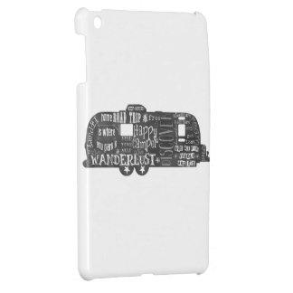 Chalkboard Trailer iPad Mini Cases