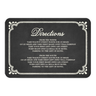 Shop Zazzle's selection of wedding direction cards for your special day!