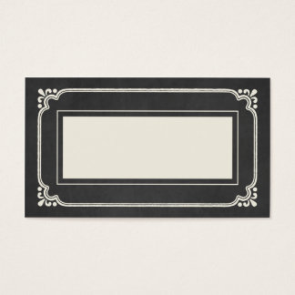 Chalkboard Union | Wedding Place Cards