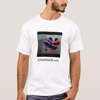 CHALKMAZE Album Cover, CHALKMAZE.com T-Shirt