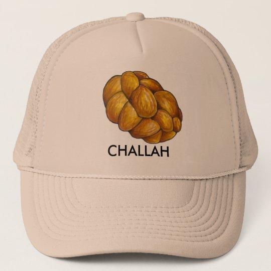 Challah Bread Loaf Foodie Happy Hanukkah Hat