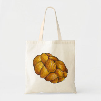 Challah Bread Tote Bag