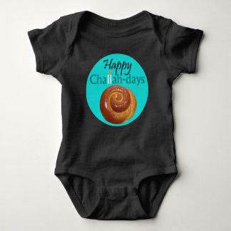 Challah-days Baby Shirt