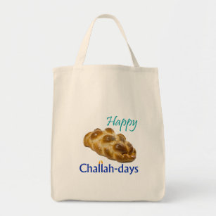 Challah-days Tote