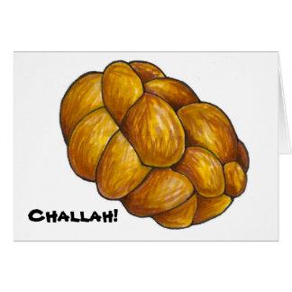 Challah Notecards Greeting Card