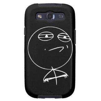 Challenge Accepted Samsung Galaxy SIII Case
