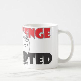 Challenge Accepted Mug! Coffee Mug