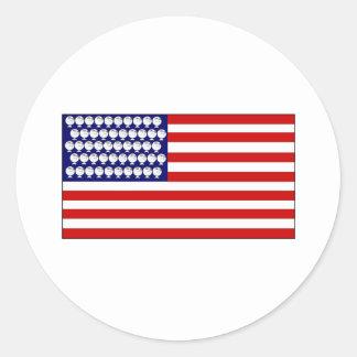 Challenge Accepted (Special) Round Sticker