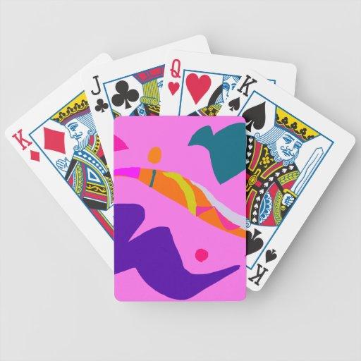 Challenge Artistic True Purpose Ancient Belief Card Deck