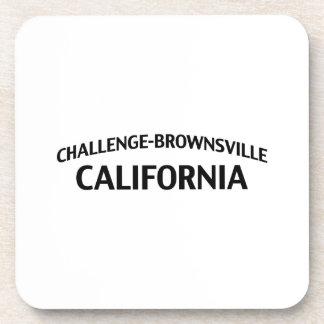 Challenge-Brownsville California Beverage Coaster
