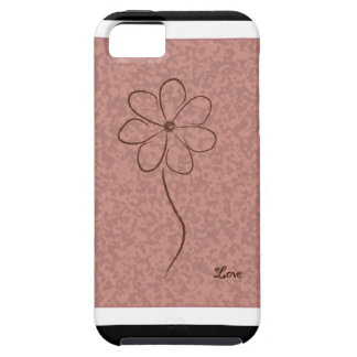 challenge flowers iPhone 5 cover