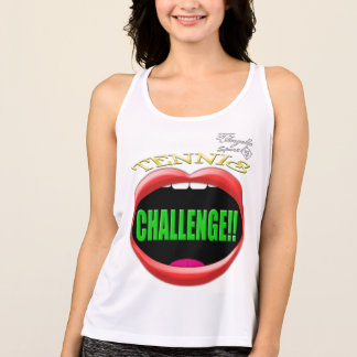 Challenge! Tennis Performance Tank top