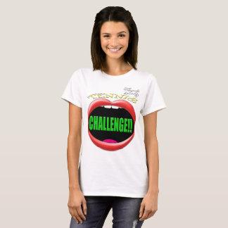 Challenge! Tennis Women's Basic T-Shirt