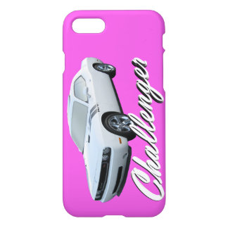 Challenger In Pink iPhone 8/7 Case