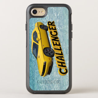 Challenger in Yellow OtterBox Symmetry iPhone 7 Case