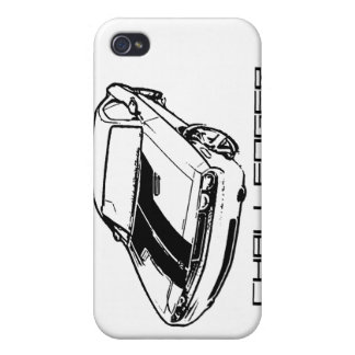 Challenger phone cover iPhone 4 cover