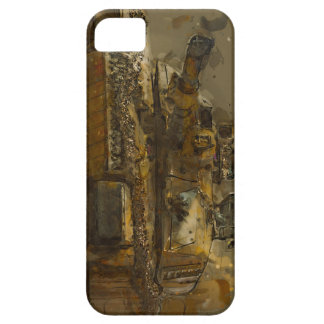 Challenger Tank iPhone 5 Cases