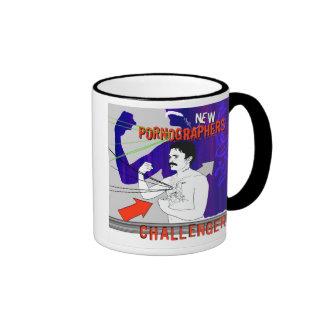 Challengers Ringer Coffee Mug