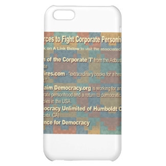 Challenging Corporate Personhood Resources #3 Case For iPhone 5C