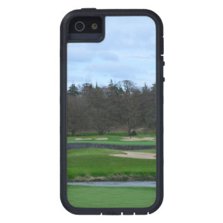 Challenging Golf Course iPhone 5 Cases