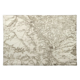 Chalonsen Champagne Placemat