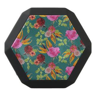Chaman Garden (Green) Black Bluetooth Speaker