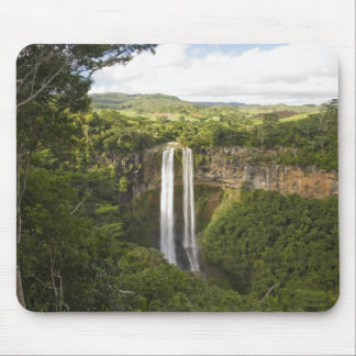Chamarel Waterfall-highest on Mauritius, over 2 Mouse Mat