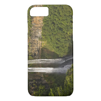 Chamarel Waterfall-highest on Mauritius, over iPhone 8/7 Case