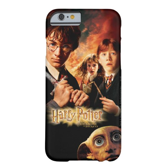 Chamber of Secrets - French Barely There iPhone