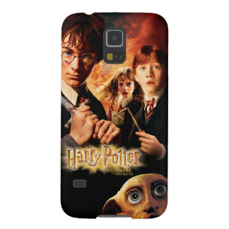 Chamber of Secrets - French Cases For Galaxy S5
