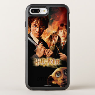 Chamber of Secrets - French OtterBox Symmetry iPhone 8 Plus/7 Plus Case