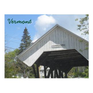 Chamberlin Bridge- Vermont Postcard