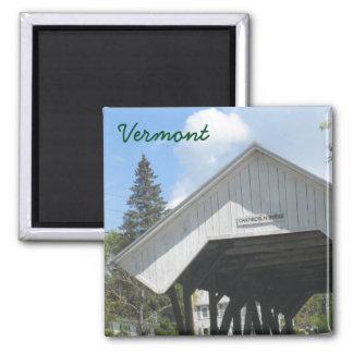 Chamberlin Bridge- Vermont Square Magnet