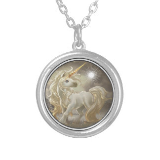 Chamberlin Unicorn Necklace