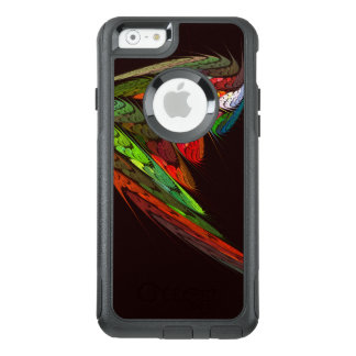 Chameleon Abstract Art Commuter OtterBox iPhone 6/6s Case