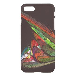 Chameleon Abstract Art Deflector iPhone 8/7 Case